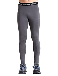 Men's Running Pants/Trousers/Overtrousers Tights Leggings Bottoms Breathable Wearable Compression Lightweight Materials StretchSpring