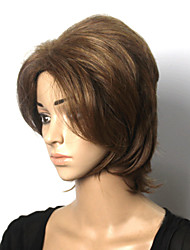 Popular Short  Hair Wigs Hair Wave Synthetic Hair Wigs