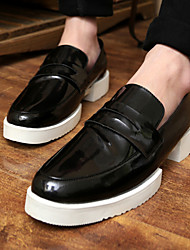 Men's Shoes Outdoor Loafers Black/Blue/White