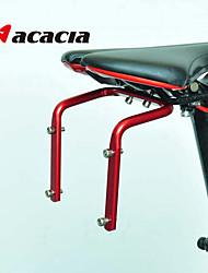 ACACIA  Bicycle Aluminum Water Bottle Holder Cage Double Rack Bike rack kettle