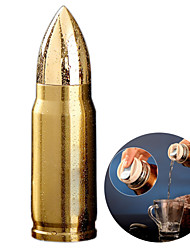 Fashion Stainless Steel Bullet Style Vacuum Cup