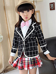 Girl's Cotton Clothing Set