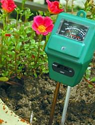 3 in 1 Moisture PH Garden Plant Soil Probe Meter