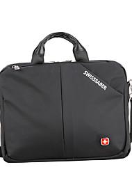 swissgear® hombro maletín bolsas de mensajero del ordenador portátil del negocio de la vendimia totalizador