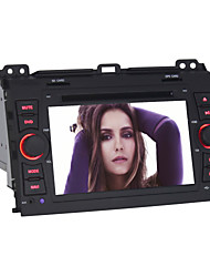 Auto DVD-Player - Toyota - 7 Zoll - 1024 x 600