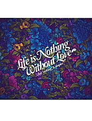 la vie est la conception de rien de tout le corps étui de protection pour 11 pouces / 13 pouces nouveau MacBook Air