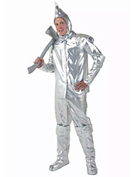 The Wonderful Wizard of Oz Adult Tin Man Halloween Male Movie & TV Theme Costumes