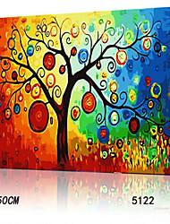 pittura a olio digitale fai da te con una solida cornice di legno famiglia pittura divertimento tutto da solo huoshu 5122