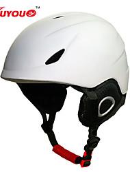 ky - C005 Ski Helm mit integriertem Regler und warmen Ohrenschützer