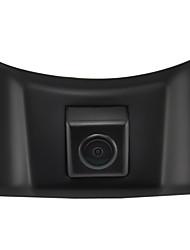 Glass Lens 170° HD CCD Car Front View Camera for Toyota Land Cruiser Prado 6V/12V/24V Wide Input under the Logo