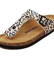 Women's Shoes Flat Heel Comfort Sandals Outdoor Multi-color