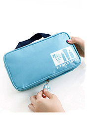 Women 's Polyester Casual Cosmetic Bag - Multi-color