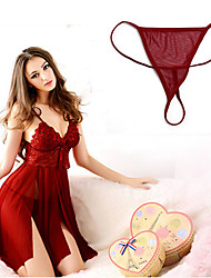 Women Lace Lingerie/Ultra Sexy Nightwear , Acrylic