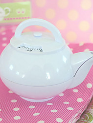Teapot Shaped Cooking Timer Bridal Baby Shower Party Favors