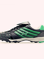 Running Unisex Shoes Rubber Green