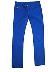 Diesel liv straight jeans cobalt blue