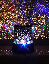 Creative LED Dazzle Colour Of The Second Generation Star Projector Romantic Gift