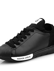 Walking Men's Shoes  Black/White