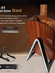FLANGER FL-01 Smart Guitar Stand FL-01 Holder Support for Acoustic Electric Guitar Bass
