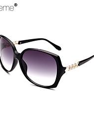 Gafas de Sol mujeres's Moda Senderismo Negro Gafas de Sol Completo llanta