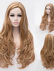 European And American High-Quality High-Temperature Wire Natural Hair Wig Fashion Girl Necessary