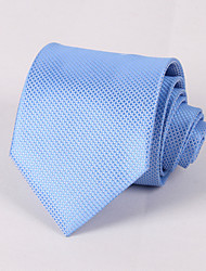 Gravatas ( Azul Claro , Poliéster ) Grade