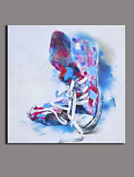 Abstract/Still Life Oil Painting Hand-Painted Wall Art Other Artists Printed Plus Handpainted P569-1
