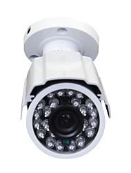 "Tmezon 700TVL 1/4"" CMOS CCTV Security Camera 24 Leds IR Cut Night Vision Outdoor Waterproof"