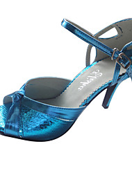 Customized Fashion Women's Latin Sandals Customized Heel Dance Shoes for Women