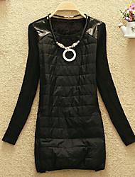 Long Pile Render Unlined Upper Garment