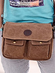 2015 New Fashion Men's Casual Outdoor Canvas Crossbody & Messenger