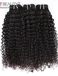 3Pcs/Lot 10-26inch Virgin Brazilian Hair Afro Kinky Curly Hair Weave Brazilian Human Hair Bundles