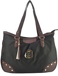 Новый 2015 чистый цвет большой емкости торговый женщин сумки qq1664