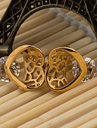 The Bride Love Stainless Steel Earrings
