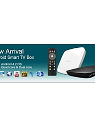 RSH Android 4.4 Google TV box Allwinnner A31 QuadCore Full Hd 1080P Free Download Videos Software Decode4K*2K Buleray 3D
