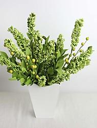 """12.6 """"plante artificielle pour la décoration cupidité mini-fruits en mousse 1 bouquet"""