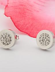 The Stainless Steel Earrings.