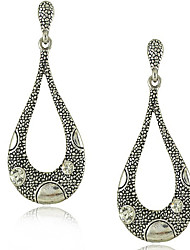 MPL Europe and the United States and fashion retro classic drop shaped earrings