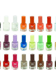 "BK Environmental Protection Healthful 18"" Quick-drying Nail Polish(8ml,No1-42)"