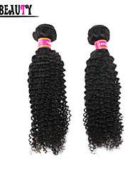 "3Pcs/Lot 10""-28"" Vietnamese Kinky Curly Virgin Hair Unprocessed Cheap Human Hair Bundles Rosa Hair Products Can Be Dyed"