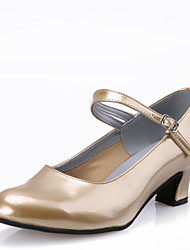 Sapatos de Dança ( Preto/Prateado/Dourado/Outro ) - Mulheres - Não Personalizável - Moderno