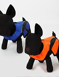 Pawz ropa para perros chaqueta mascota carretera chaleco perro ropa al aire libre traje del perrito ropa gato segura