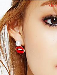 Shixin® Alloy Earring Ear Cuffs Daily/Casual 2pcs