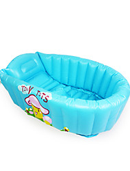 Inflatable Baby Bath,Tasteless Cartoon Model,Special Two-layer Design To Obtain A Good Heat Preservation Effect