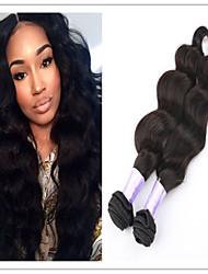 3Pcs/Lot Brazilian Virgin Hair Body Wave 100G/PC Cheap Brazilian Body Wave Hair 100% Human Hair