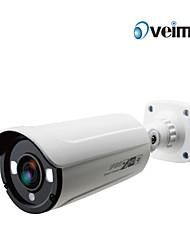 cámara cctv veimin® tercera 960p HD CMOS 2pcs gama alta energía llevó la cámara de bala v-AHD-130 W-x3