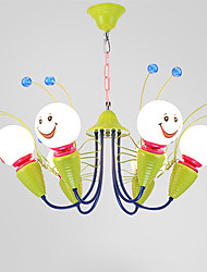 FD9121-6Blessed Spirit Children Lamp Sweet Honey Bees Bedroom Light