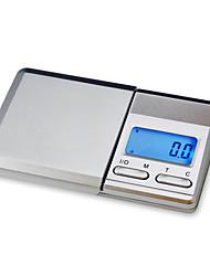 prointxp draagbare pocket schaal (350gx0.1g) met een groot LCD-display