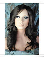 8inch-22inch 100% Indian Remy Human Hair Natural Wave Lace Wigs HLW001