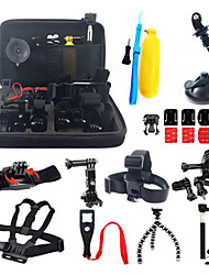 Accessories For GoPro,Protective Case Monopod Tripod Case/Bags Screw Suction Cup Straps Hand Grips/Finger Grooves Wrenches Mount/Holder